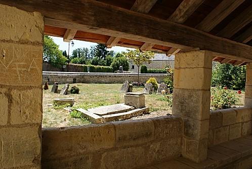 1-Eglise Sainte-Croix ancien cimetière