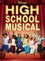 High School Musical Premiers pas sur scene affiche