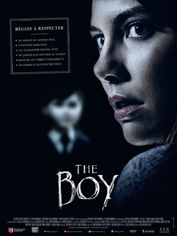 * The boy