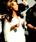 Beyoncé au Victoria Secret Fashion Show hier !