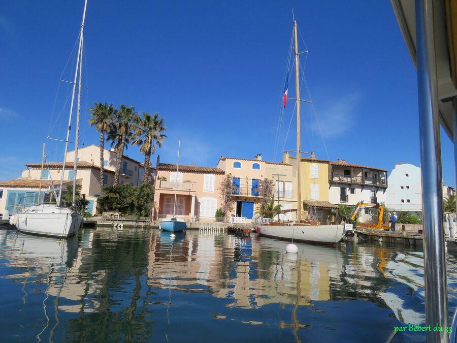 Port Grimaud dans le Var -2