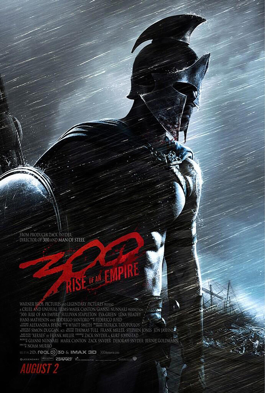 L'affiche de 300 - Rise of an Empire