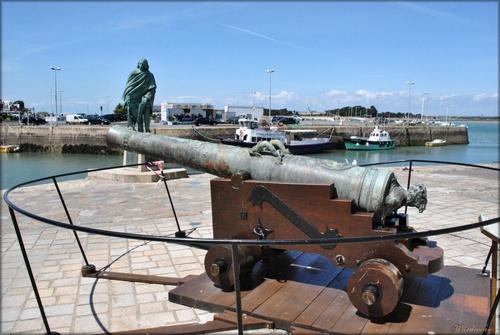 Photo du port du Croisic en Loire Atlantique