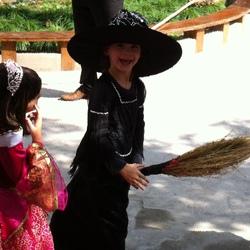 Maman c'est Halloween, enfin!