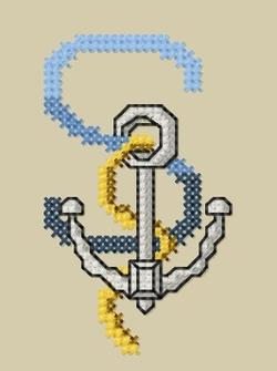Alphabet de la Mer : le S.