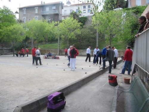L.B.A.AUBENAS - CHALLENGE VASCHALDE - TC - LE 14 - 15 AVRIL 2012