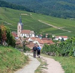 Vacances dans les Vosges !