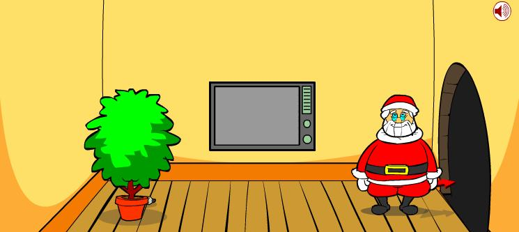 Jouer à Santa Claus saw game