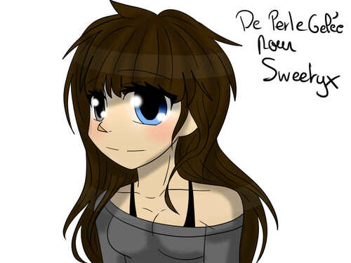 Commande 22: Fille pour Sweety