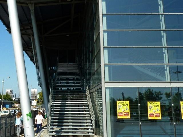 Les Arènes de Metz 21 Marc de Metz 2011