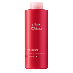 Wella Professionals Brilliance shampooing cheveux fins (1000ml)