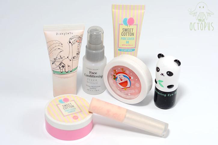 Haul TesterKorea : Le Makeup - Magic Octopus Blog