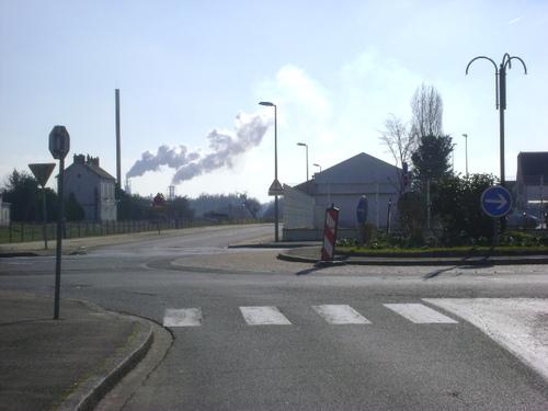 Signaux de fumée à Sully. Des Indiens ?
