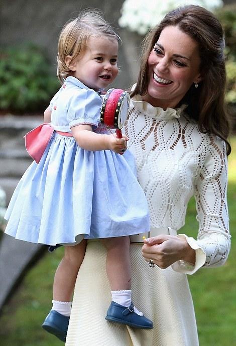 Kate et Charlotte