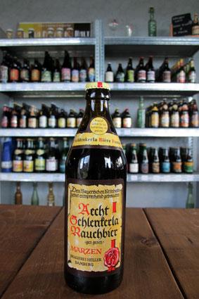 Brasserie Aecht Schlenkerla Rauchbier (Allemagne)