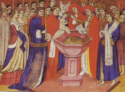 Hisoitre de la Littérature - la Religion au moyen âge..