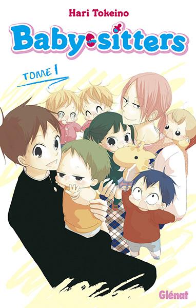Baby-sitters vol.1 (manga)