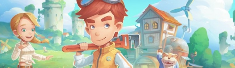 UPGRADE : My Time at Portia se crafte*