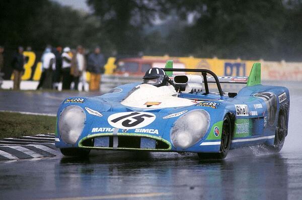 Le Mans 1972