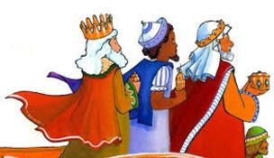 A propos du 25 décembre, de l'arbre de Noël et des trois rois mages…  Luc Henrist /