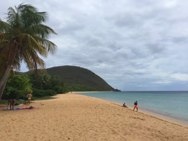 Itinéraire de 4 jours en Guadeloupe... sous la pluie : Deshaies et Bouillante