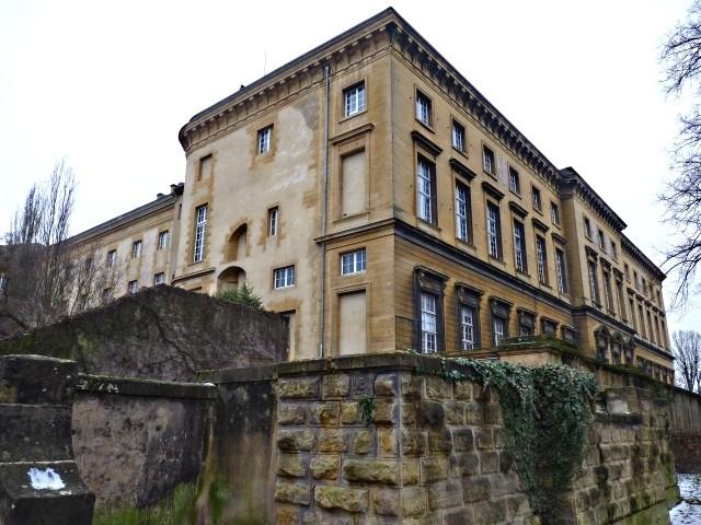 Metz Palais de Justice 17 16 01 2010