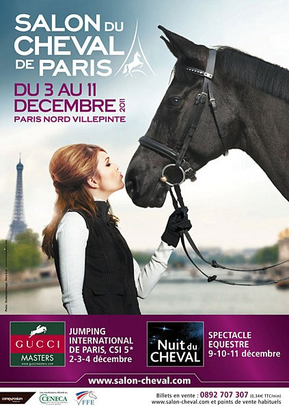 2011 Salon du cheval