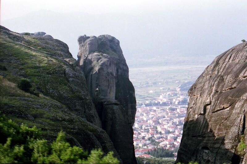 Les Météores (Tessalie) Grèce