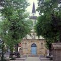 Saint-Anne - L'église Saint-Anne - Photo : Domino