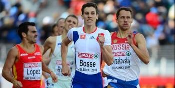 Pierre-Ambroise Bosse au Championnat d'Europe 2012