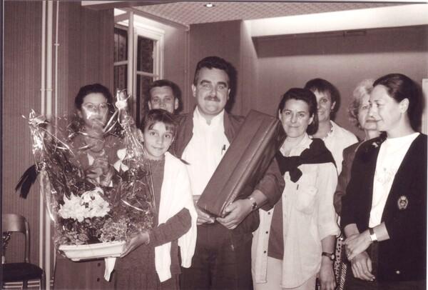 D'autres photos de la famille Cuzin...