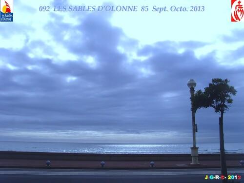 VACANCES 2013 LES SABLES D'OLONNE 2/2 SEPT OCT/2013 13/12/2013