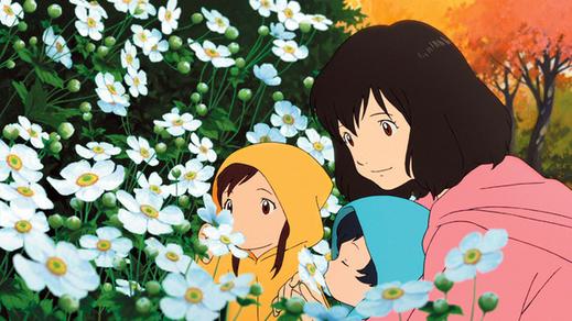 Les enfants loups - Ame&Yuki -