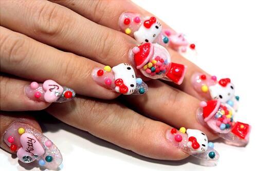 Nail Art Crazy