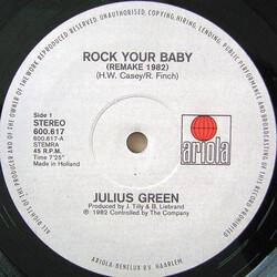 Julius Green - Rock Your Baby (Remake 82)