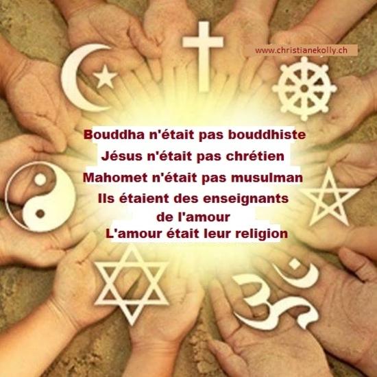 bouddah jesus mahomet et cetera