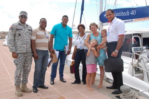 Première semaine en Republique Dominicaine