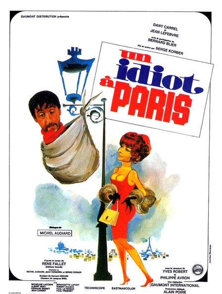 BOX OFFICE MICHEL AUDIARD 1967 PART II