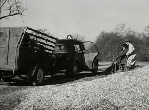 Le rouge est mis, Gilles Grangier, 1957