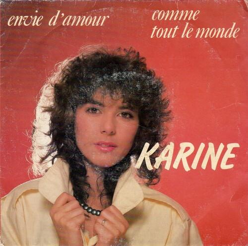 Karine - Envie D'Amour (1983) 01