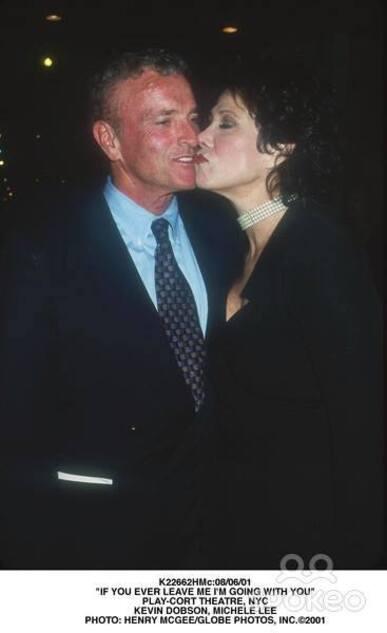 Michele Lee et Kevin Dobson