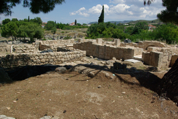 Archea Korinthus - reconstitions