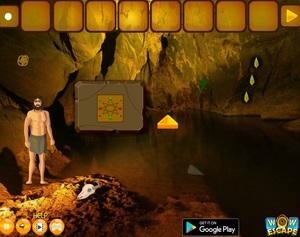 Jouer à Save the caveman