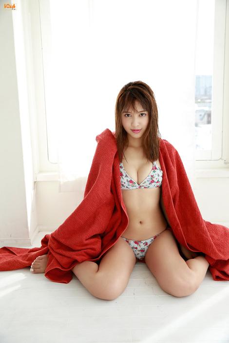 WEB Gravure : ( [Bomb.tv - GRAVURE Channel] - | 2016.11 | Ai Matsumoto/松本愛 )
