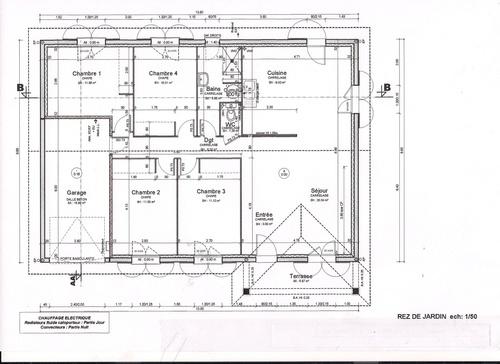 les plans faire construire sa maison les tapes. Black Bedroom Furniture Sets. Home Design Ideas