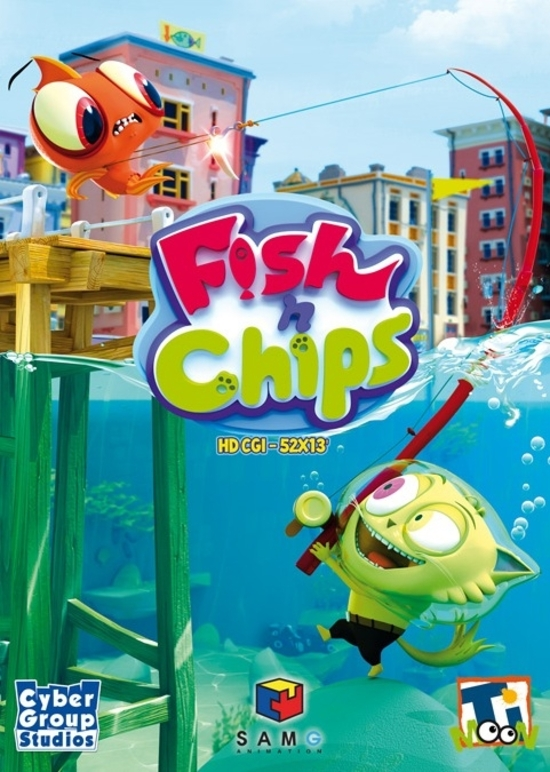 fish 'n chips logo