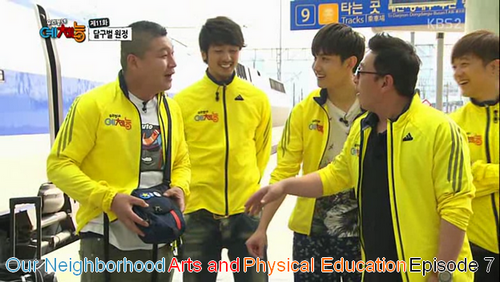 Our Neightborhood Arts and Physical Education 07