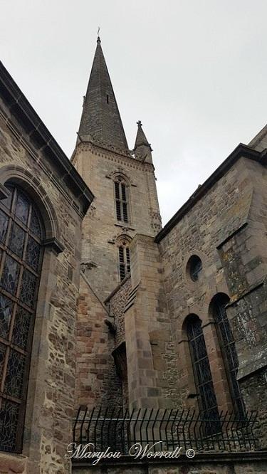 Bretagne : Saint-Malo, Cathédrale 1/3
