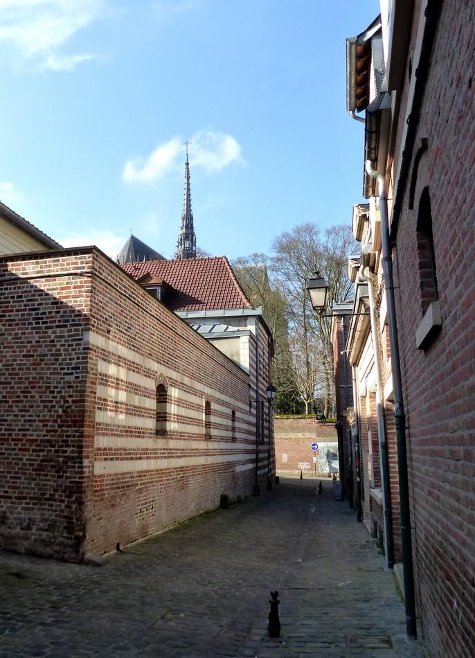 Les alentours de la Cathédrale