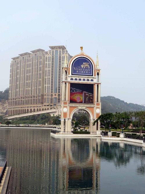 Macao - 8éme journée